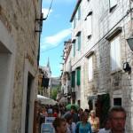 Trogir-vieilles rues