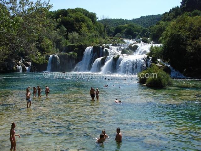 Krka Parc national Croatie   guide voyage, appartements