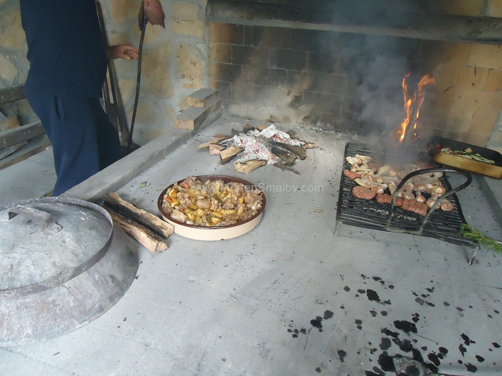 Barbecue-Croatie