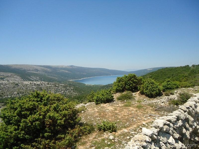 lac de Vrana