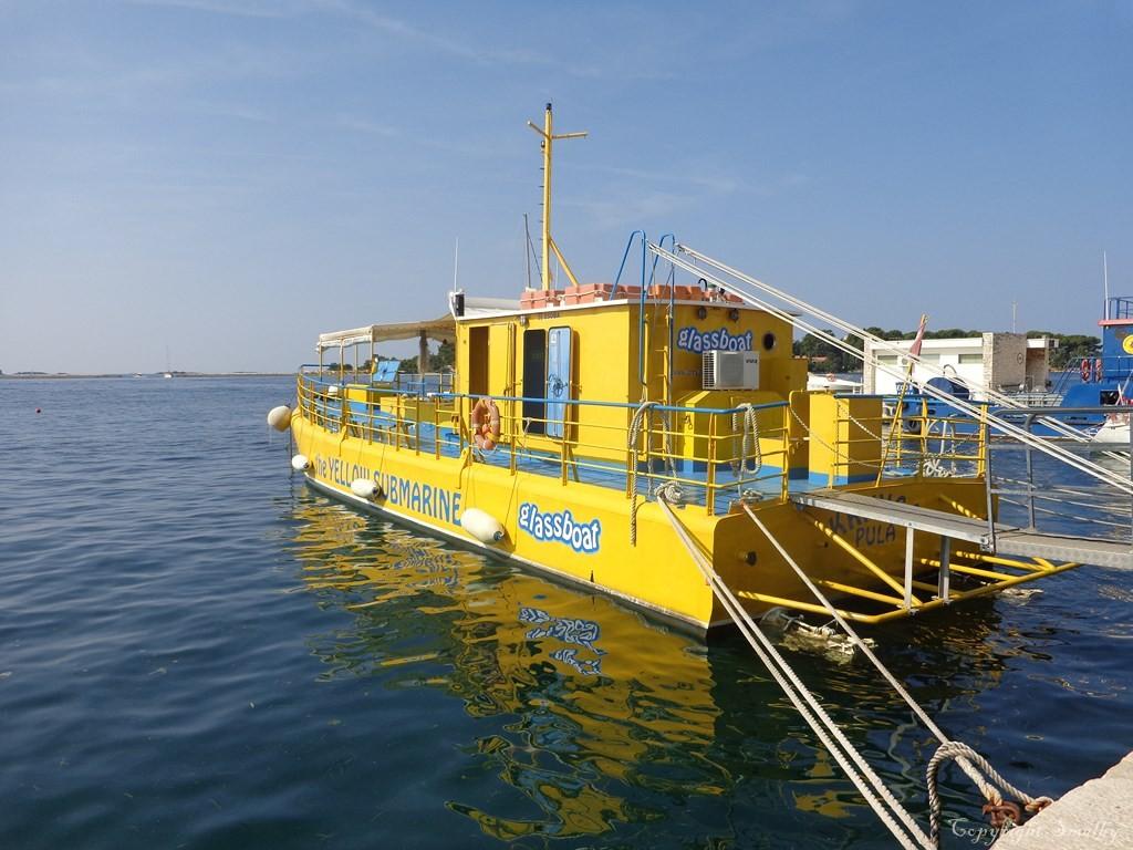 Porec-bateau