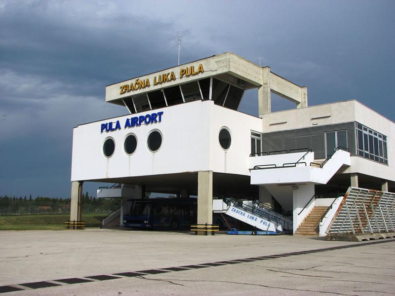 Pula-aeroport