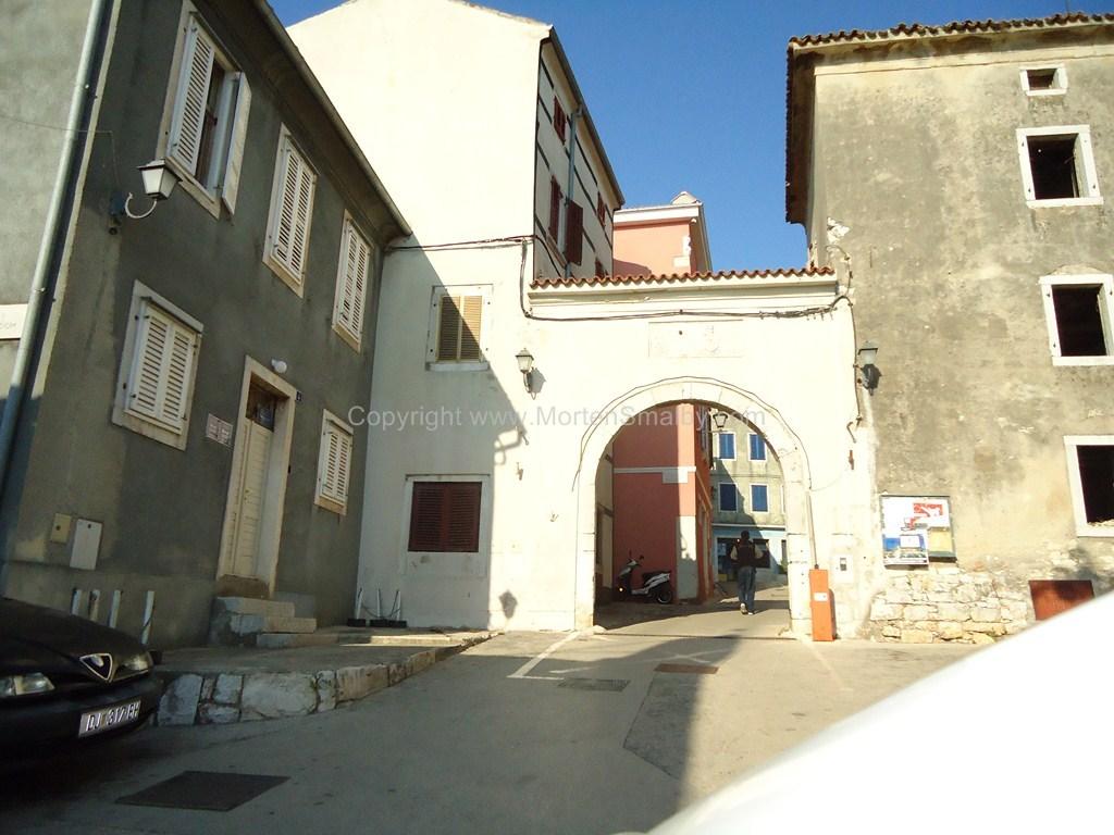 Vrsar-vieille-ville