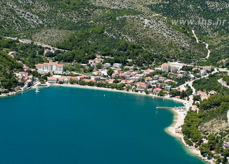 Drvenik-Croatie