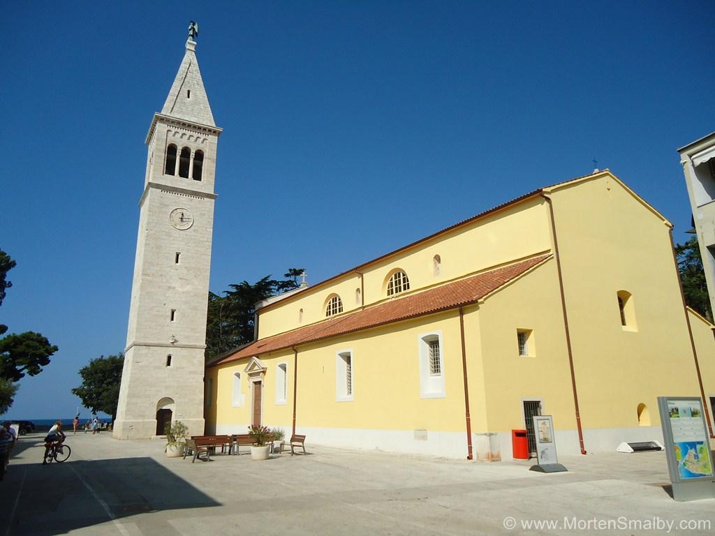 Eglise principale novigrad