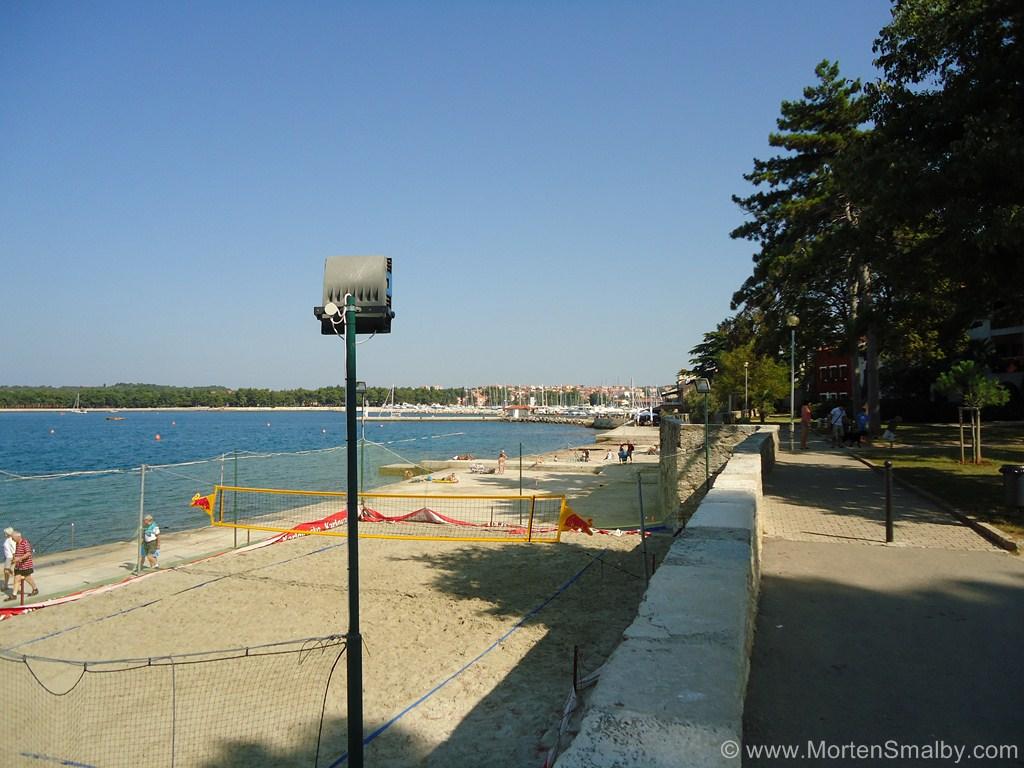Plage - Novigrad